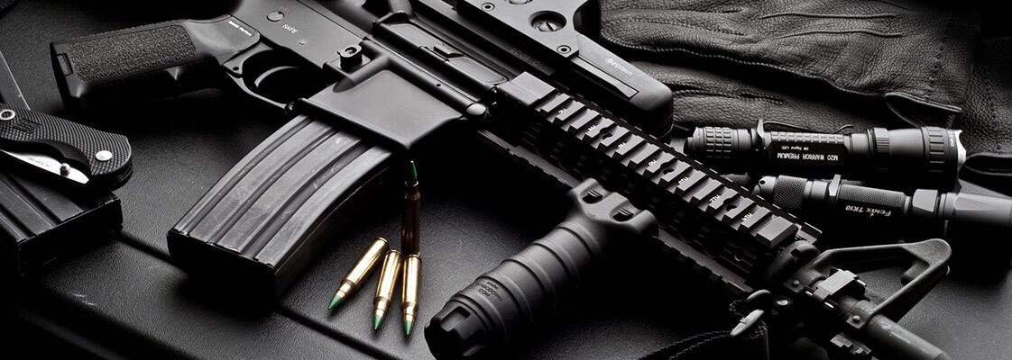Trezor na 10 zbraní a více