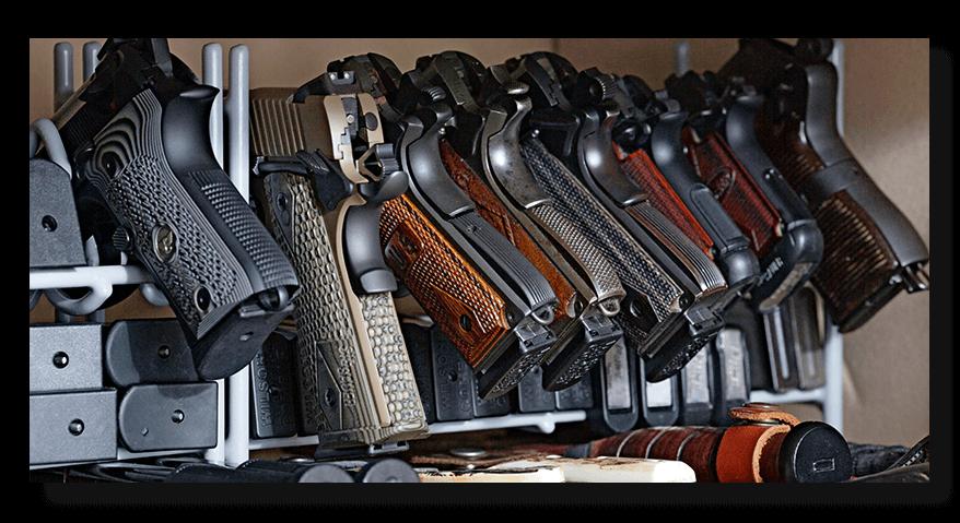 Trezor na deset zbraní