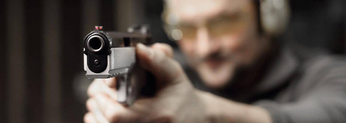 Trezory a skříně na krátké zbraně